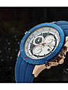 Bărbați pentru Doamne Unisex Ceas Sport Ceas Militar Ceas La Modă Ceas de Mână Quartz Calendar Piele Autentică Bandă Vintage Casual