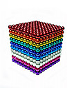 Jucării Magnet 216 Bucăți MM Jucării Magnet Lego bile magnetice Jucarii executive puzzle cub pentru cadouri