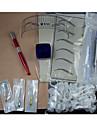 Manuel(le) Kit de maquillage Crayons a Sourcils Levres Eyeliners Machines de tatouage 12 Plat 14 Plat