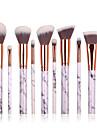 10ensembles de brosses Pinceau a Blush Pinceau Fard a Paupieres Pinceau a Sourcils Pinceau Correcteur Pinceau Poudre Pinceau Fond de