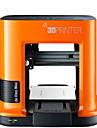 xyzprinting3d imprimante da vinci jazz rouge pro 0.05mm minin micro 3d imprimante pla