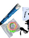 amusement bleu jouets educatifs consommables abs impression 3d stylo