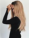 nouvelle arrivee ombre perruques blondes longs ondules perruque de cheveux synthetiques pour les femmes chaleur perruque naturelle