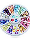 1SET Manucure De oration strass Perles Maquillage cosmetique Nail Art Design