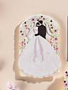 Pliat lateral Invitatii de nunta 50 12-Felicitări pentru Ziua Onomastică Felicitări de Ziua Mamei Invitații pentru Botez Invitații pentru