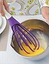 1 piese Tel For pentru lichide Plastic Silicon Calitate superioară Bucătărie Gadget creativ