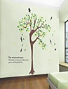 Paysage Stickers muraux Autocollants avion Autocollants muraux decoratifs,Vinyle Materiel Decoration d\'interieur Calque Mural