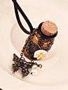 Doux Collier Retro Accessoires Lolita  Collier Couleur Pleine Pour Polyester Metal