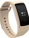 yyao9 bracelet intelligent / montre intelligente / frequence cardiaque etanche surveillance bracelet montre intelligente pedometre