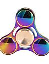 Spinner antistres mână Spinner Jucarii Tri-Spinner Metal EDCFocus Toy Stres și anxietate relief Birouri pentru birou Ameliorează ADD,