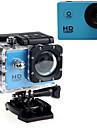 Camera d\'action / Camera sport 16MP 640 x 480 1920 x 1080 1280 x 720 LED Etanches Capteur G Grand angle Tout en un Ajustable USB 60fps Non