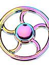 Spinner antistres mână Spinner Jucarii Ring Spinner Metal EDCBirouri pentru birou Ameliorează ADD, ADHD, anxietate, autism pentru Timpul