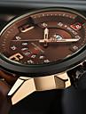 NAVIFORCE Bărbați Ceas Sport Ceas Militar Ceas La Modă Ceas de Mână Unic Creative ceas Ceas Casual Japoneză QuartzCalendar Rezistent la
