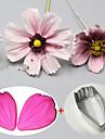 Moule de Cuisson Fleur Pour Gateau Acier Inoxydable Bricolage Haute qualite
