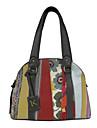 kate&co. Moda geanta geanta de mână sac de umăr coajă / th-2067 dungă mozaic