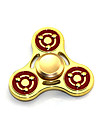 Fidget Spinner Inspired by Naruto Naruto Uzumaki Anime Cosplay Accessories Chrome