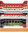 2 Set Bucătărie Plastic Portbagaje & suporturi
