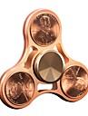 Spinner antistres mână Spinner Titirez Jucarii Jucarii Ring Spinner Metal Alamă EDCAmeliorează ADD, ADHD, anxietate, autism Stres și