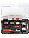 Workpro® 24 în 1 unelte de reparații set multifuncțional set de șurubelnițe de precizie
