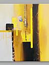 Peint a la main AbstraitAbstrait Un Panneau Toile Peinture a l\'huile Hang-peint For Decoration d\'interieur