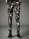 Bărbați Harem Activ Talie Medie,Micro-elastic Skinny Pantaloni