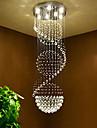 A condus cristal plafon candelabre pandantiv lumina de interior acasă agățat lămpi de iluminat corpuri de iluminat pentru scările