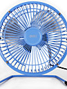 3682 6 pouces mini metal materiau caoutchouc pieds ventilateur en aluminium fan usb ventilateur avec cable de 120 cm