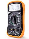 hyelec® mas830l dc / ac portable multimetre resistance a la tension de mesure testeur numerique avec retro-eclairage& protection de cas