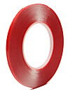 10mm x 10m marca puternică super-față-verso transparent transparent acrilic spumă bandă adezivă față-verso bandă acrilică spumă