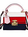 Femeie moda clasic crossbody sac roșu