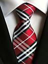 Adult Cu Dungi Toate Sezoanele Fulare Cravată