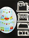 Cake Moulds Vardagsanvändning Plastik