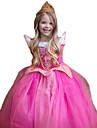Costume Cosplay Prințesă Festival/Sărbătoare Costume de Halloween Rose Luciu Sclipitor Dantelă Rochie Crăciun Zuia Copiilor An Nou Copil