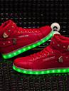 Unisex Adidași de Atletism Basket Confortabili Noutăți Pantofi Usori Microfibre Primăvară Vară Toamnă Iarnă De Atletism CasualDantelă
