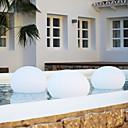 bežični i punjive LED svjetiljka za bazen - stan loptu oblika (1075-flatball350)