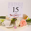 kartičky s číslem stolu 10 Umělá taška