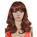 Capless Long Top Grade Quality Synthetic Lovely Curly Hair Wig