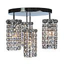 contemporanei goccia di cristallo luci da incasso con 4 luci