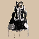 Inspirirana Vocaloid Hagane Miku Video igra Cosplay Kostimi Cosplay Suits Kolaž Crna Top