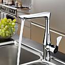 Sprinkle® Kuhinjske slavine  ,  Transitional  with  Krom Single Handle One Hole  ,  svojstvo  for Centerset