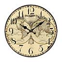Země světa nástěnné hodiny