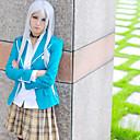 Inspirovaný Rosario and Vampire Cosplay Anime Cosplay kostýmy Cosplay šaty Patchwork Niebieski Vrchní deska