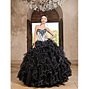 Prom / Formal Evening / Quinceanera / Sweet 16 Dress - Apple / Hourglass / Inverted Triangle / Pear / Petite / Misses Ball Gown / Princess