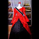 Inspirirana Vocaloid Meiko Video igra Cosplay Kostimi Cosplay Suits Kolaž Crvena Top