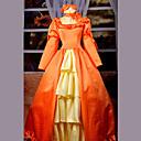 Inspirirana Crna Butler Elizabeta Anime Cosplay nošnje Cosplay Suits / Dresses Kolaž Narančasta Dugi rukavHaljina / Traka za kosu /