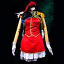 Inspirirana Macross Frontier Sheryl Nome Anime Cosplay Kostimi Cosplay Suits Kolaž Crvena Top
