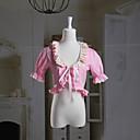 Kratki rukav pamuk Pink Sweet Lolita Bolero
