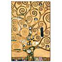 Friz II Gustava Klimta Poznati Art Print