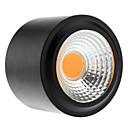 3W 190-210LM 3000-3500K Warm Bijelo svjetlo LED COB Down Svjetlosti (110-240V, Izabrane boje)