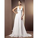 Lanting Bride® Pouzdrové Drobná / Nadměrné velikosti Svatební šaty - Klasické & nadčasové / Okouzlující & dramatické Retro / Jaro 2013